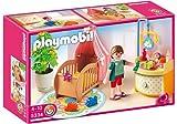 PLAYMOBIL - Habitación del bebé, Set de Juego (5334)