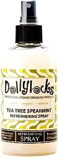 Dollylocks 8oz Tea Tree Spearmint Dreadlock Refreshening Spray