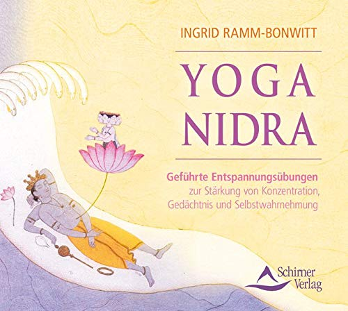 Yoga-Nidra: Geführte Entspannungsübungen