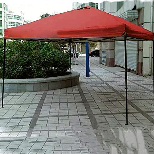 outdoor Gazebo Premium Fully Waterproof Seasons Tent3x3m Heavy Duty Instant Pop Up Fully Waterproof, Portable With Handbag + Accessories