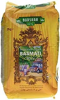 Badshah Basmati Rice 2 kg (Pack of 6) (B0042YM026)   Amazon price tracker / tracking, Amazon price history charts, Amazon price watches, Amazon price drop alerts