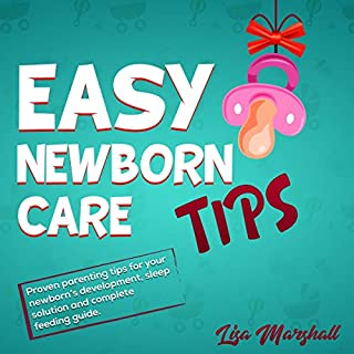 Easy Newborn Care Tips cover art