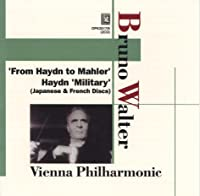 Bruno Walter : From Haydn to Mahler by Bruno Walter (2001-10-04)