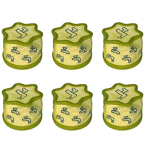 PUHE Piezas de repuesto para aspiradora LG Aspiradora A9 Cord Zero Accesorios para aspiradora (color verde)