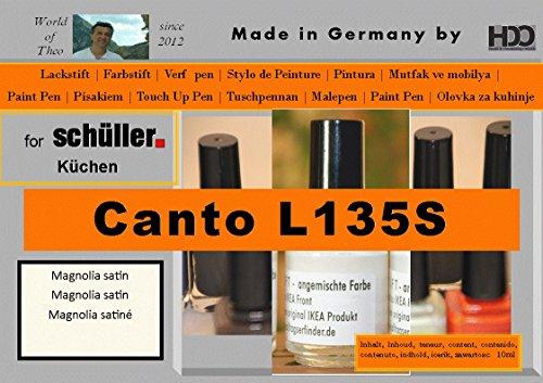 Ausbesserungsfarbe für SCHÜLLER CANTO L135S