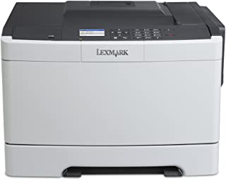 Lexmark 28dc050 Cs417dn Color Laser Printer, Network Ready, Duplex Printing & Professional Features, 0.6 Lb