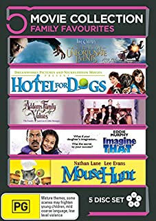 Lemony Snicket's A Series Of Unfortunate Events /Hotel For Dogs.. (DVD)
