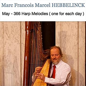 May: 366 Harp Melodies (One for Each Day )