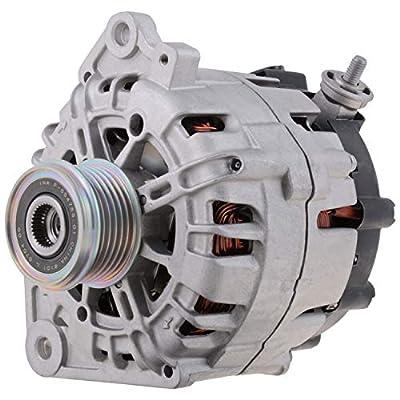 Valeo 849054 New Premium Alternator Replacement for Certain Nissan Models