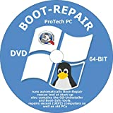 Pro PC Boot Repair Software DVD Compatible with Windows File Recovery Utility Suite 64-bit Easy-to-use (automatic repair in 1 click ! ) Free Live Over The Phone Tech Support
