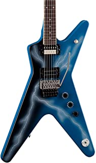 Best Dean Guitars Dimebag Dean From Hell ML 6 String Electric Guitar, Right Handed, DFH Graphic CFH NC Review