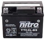 Nitro YTC4L-BS -N- Batera