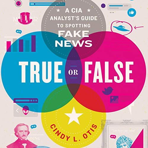 True or False Audiobook By Cindy L. Otis cover art