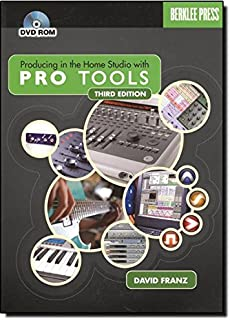 Producing in the Home Studio with Pro Tools: Book/DVD Pack