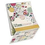 Papermania PMA 160413 Decorative Paper, Multi, 6x6