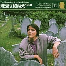 The Hyperion Schubert Edition 11 / Brigitte Fassbaender, Graham Johnson