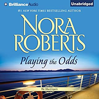 Playing the Odds audiobook cover art