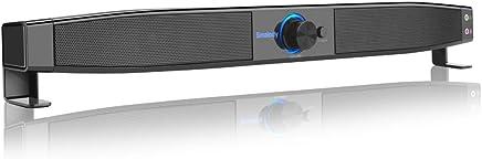 GT Altoparlante per Computer Portatile USB Mini Soundbar Altoparlanti Desktop Multimediali con Jack per Cuffie/Microfono per Notebook PC Notebook Desktop - Trova i prezzi più bassi