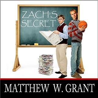 Zach's Secret audiobook cover art