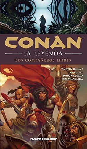 Conan La leyenda nº 09/12: Compañeros libres