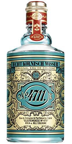 Mäurer & Wirtz 4711® echt kölnisch wasser | eau de cologne 75ml molanusflasche - duftklassiker im ikonischen flakon - charakteristischer duft - unisex - wohltuend für körper geist und seele