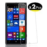 NEW'C Lot de 2, Verre Trempé pour Nokia Microsoft Lumia 830, Film Protection écran...