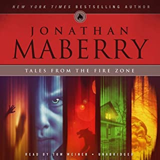 Tales from the Fire Zone cover art