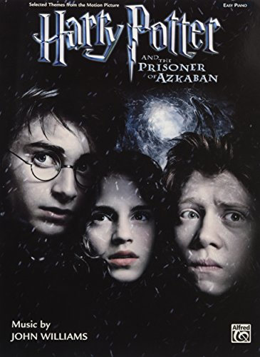 Selected Themes from the Motion Picture Harry Potter and the Prisoner of Azkaban: Easy Piano