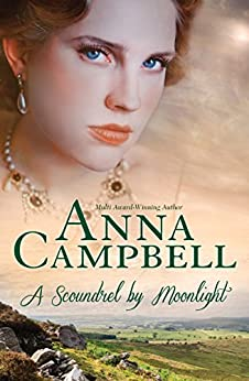 A Scoundrel By Moonlight by [Anna Campbell]