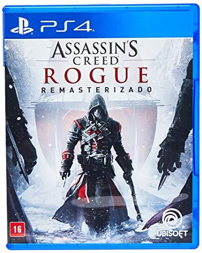 Assassin's Creed Rogue - Remasterizado - PlayStation 4