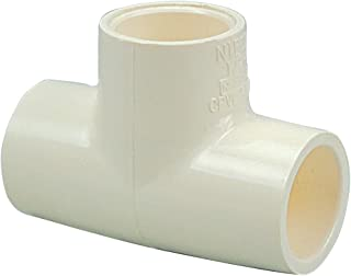 NIBCO 4711 Series CPVC Pipe Fitting, Tee, 3/4