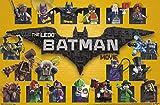 Trends International LEGO Batman Grid Wall Poster 56,8 x