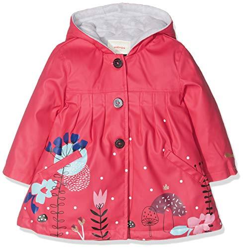 Catimini Baby-Mädchen Cp42013 Gomme Regenjacke, Pink (Fuchsia 35), 6-9 Monate (Herstellergröße: 9M)