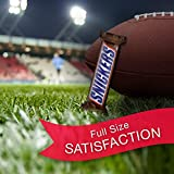 SNICKERS, M&M'S, 3 MUSKETEERS & TWIX Full Size Bars Christmas Candy Variety Mix, 30 Count (Pack of 1)