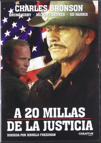 A 20 Millas De La Justicia [DVD]