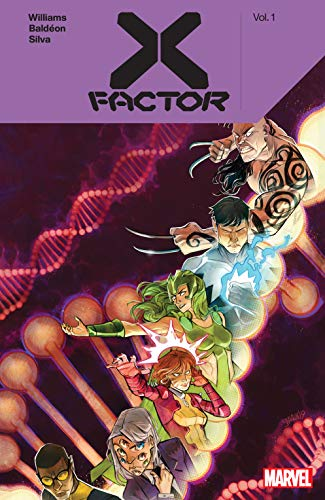 X-Factor by Leah Williams Vol. 1 (X-Factor (2020-)) (English Edition)