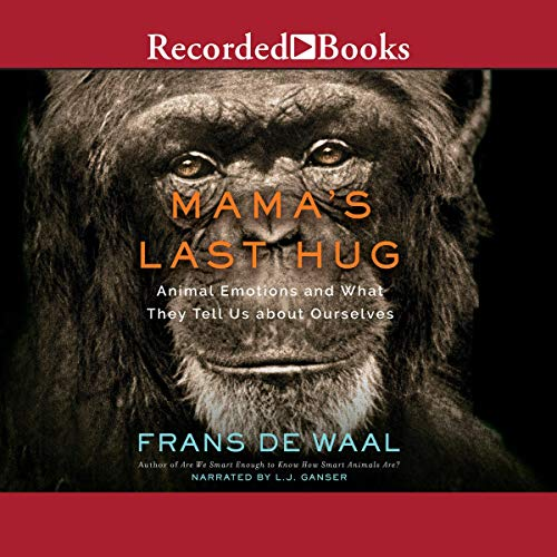 Mama's Last Hug audiobook cover art