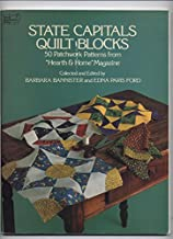 State Capitals Quilt Blocks: 50 Patchwork Patterns from