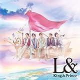 L&(初回限定盤B)(DVD付) - King & Prince