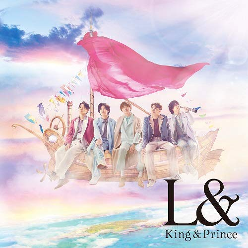 [album]L& – King & Prince[FLAC + MP3]