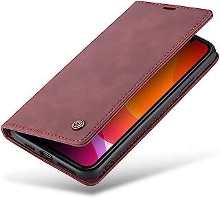 Doao Xiaomi 11T Pro Case Genuine Leather Wallet Case Case Holder Card Cover مضاد للصدمات فليب المغناطيسي Xiaomi 11T Pro co...