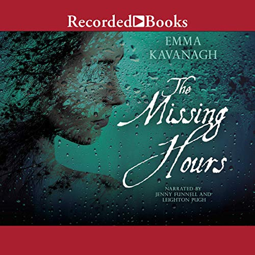 The Missing Hours audiobook cover art