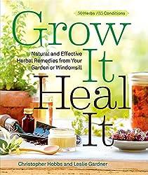 Grow It, Heal It by Christopher Hobbs | PreparednessMama