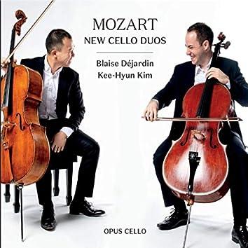 Mozart New Cello Duos