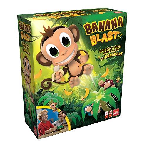 Goliath Games Explosión de plátano, el Juego Que te Hace IR plátanos