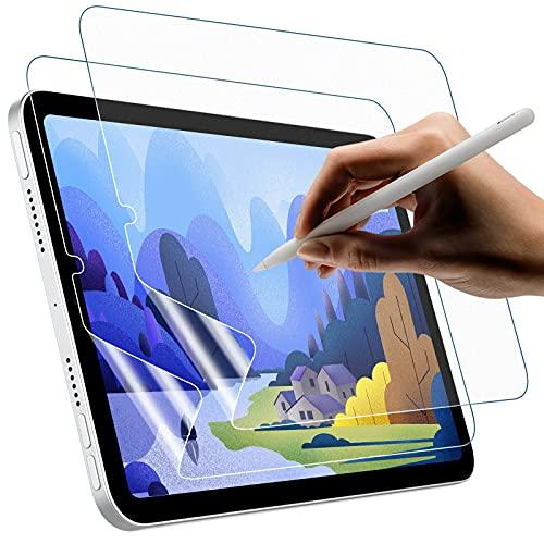 MoKo [2PZS Protector de Pantalla Compatible con iPad Mini 6 2021, Protector Anti-Reflección para Escribir y Dibujar,Protectora para iPad Mini 6 2021, Escarchado