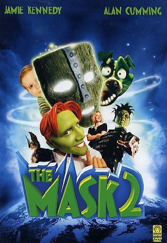 The mask 2 [IT Import]