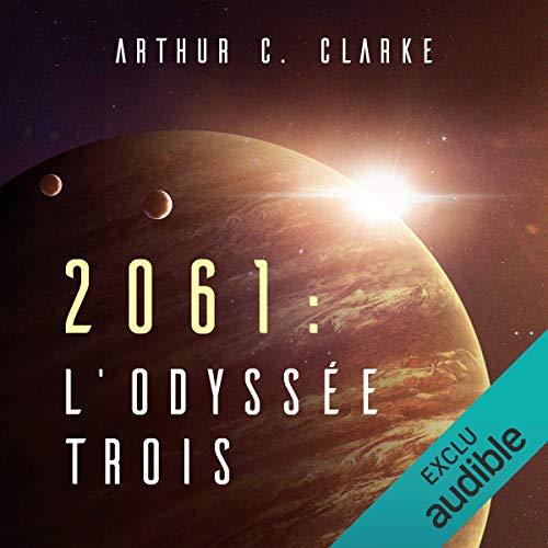 Page de couverture de 2061. L'Odyssée trois