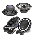 "JL Audio C2-650 450W 6. 5"" 2-Way Evolution C2 Series Component Car Speakers"