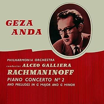 Rachmaninoff: Piano Concerto No. 2